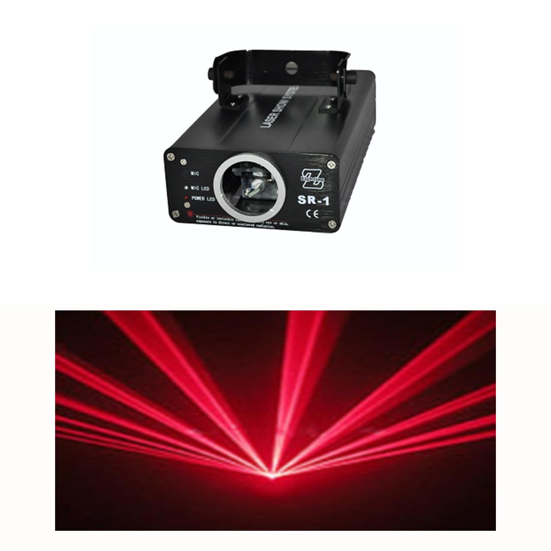 Single Red Laser 100mw Z Lighting